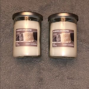 (2)Yankee Candle Cozy Corners Candle-Offer/Bundle